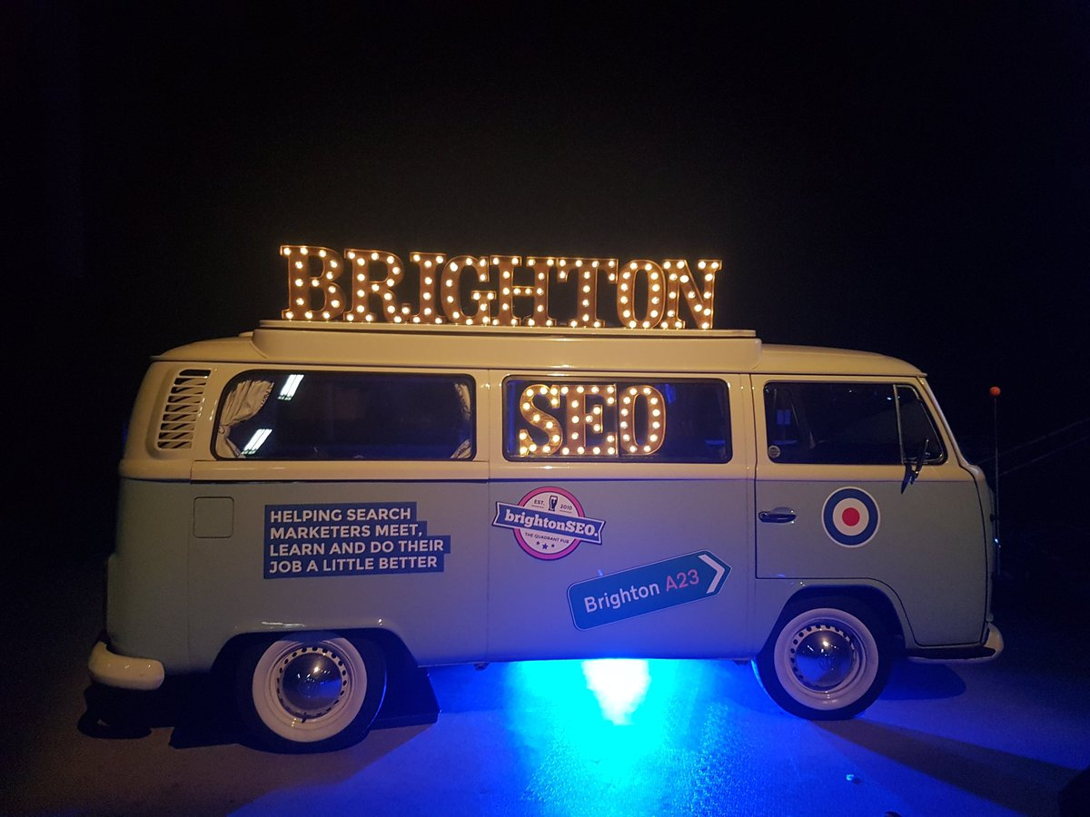 Practical, realisable content writing tips from BrightonSEO